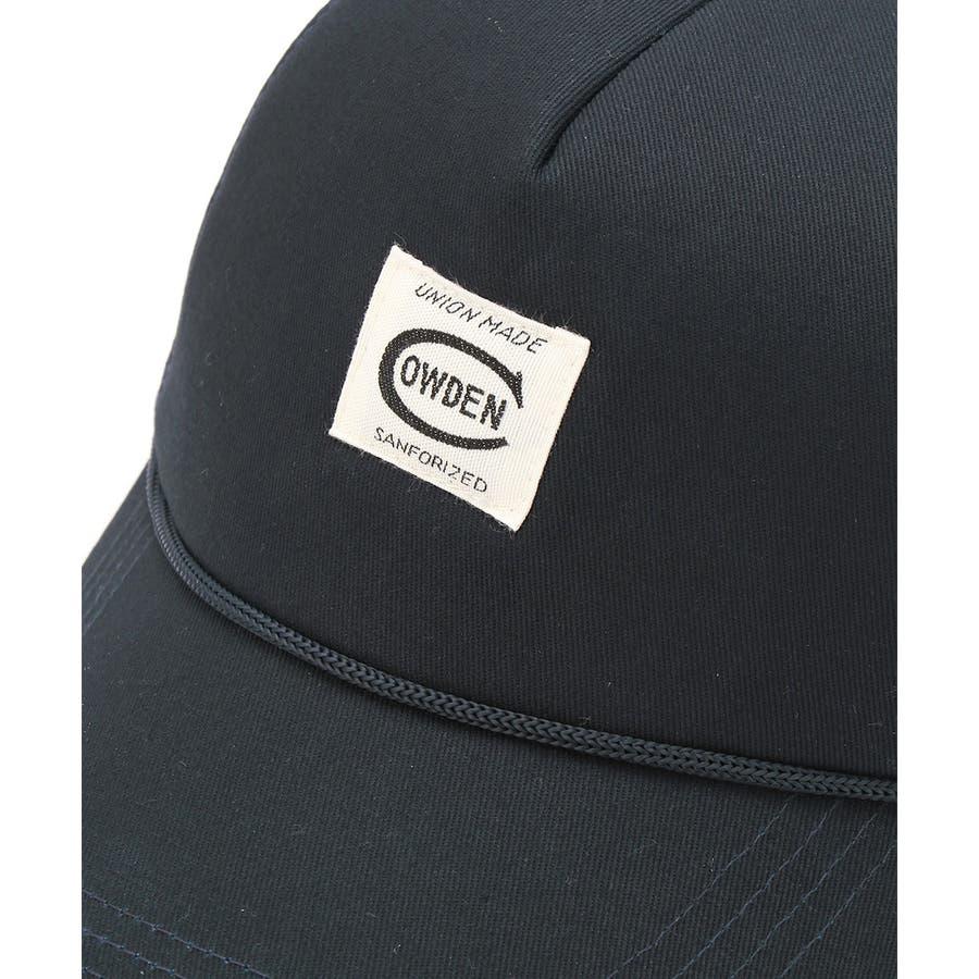 COWDEN/カウデン Regular Mesh Cap/レギュラーメッシュ キャップ 4