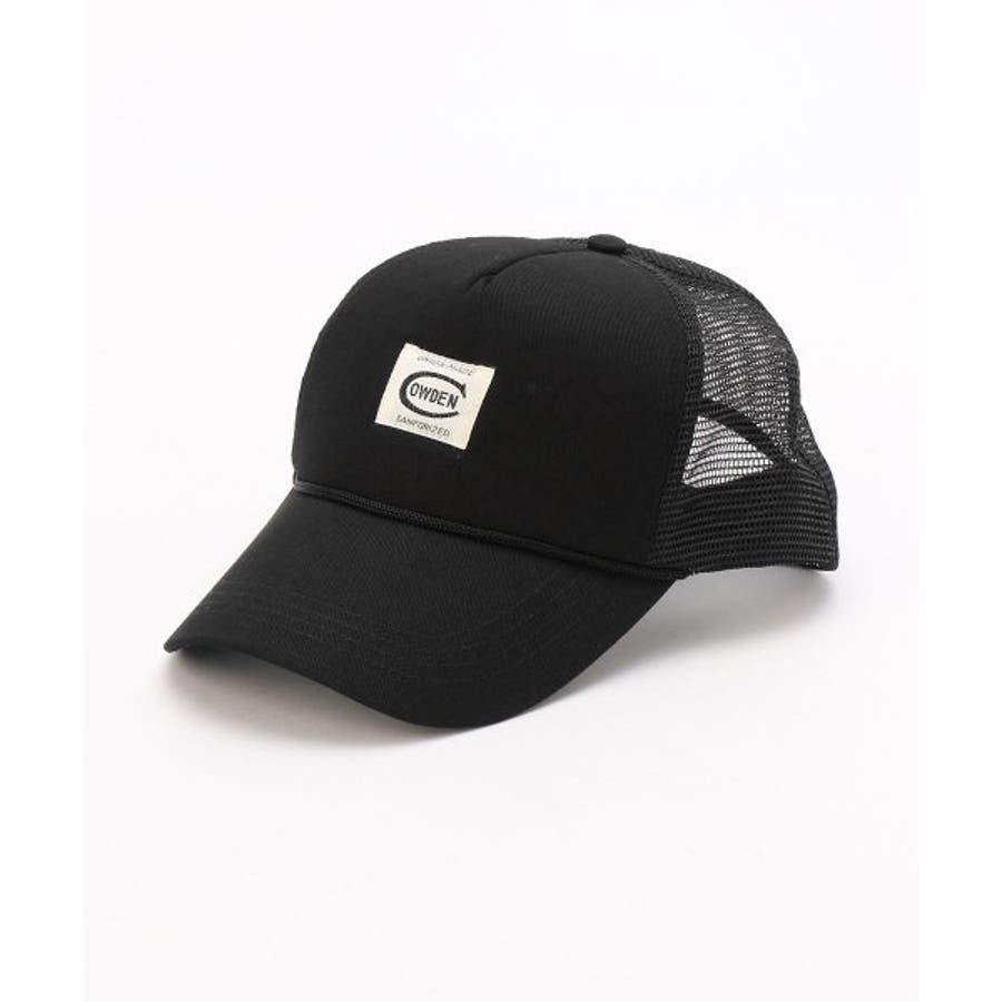 COWDEN/カウデン Regular Mesh Cap/レギュラーメッシュ キャップ 21