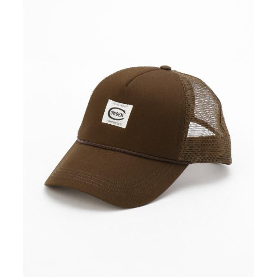 COWDEN/カウデン Regular Mesh Cap/レギュラーメッシュ キャップ 33