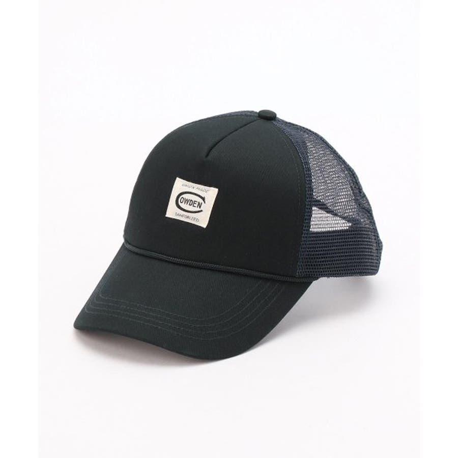COWDEN/カウデン Regular Mesh Cap/レギュラーメッシュ キャップ 64