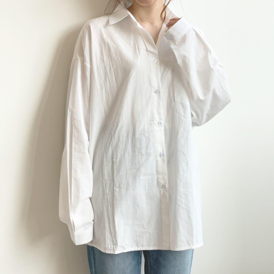 シャツ ブラウス BIGサイズ 16