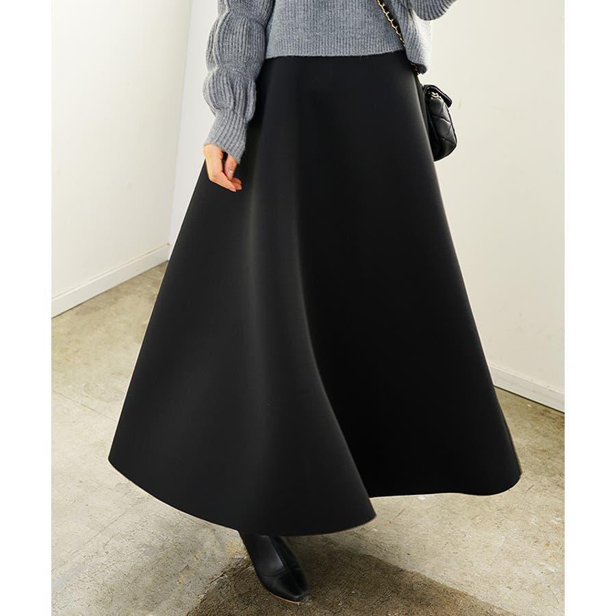 ボンディングスカート ダイバースカート フレアスカート 21
