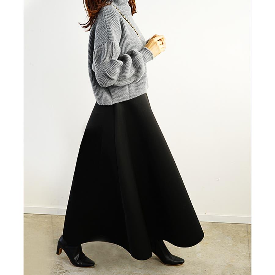 ボンディングスカート ダイバースカート フレアスカート 6