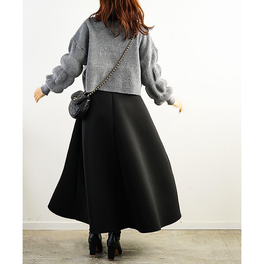 ボンディングスカート ダイバースカート フレアスカート 7