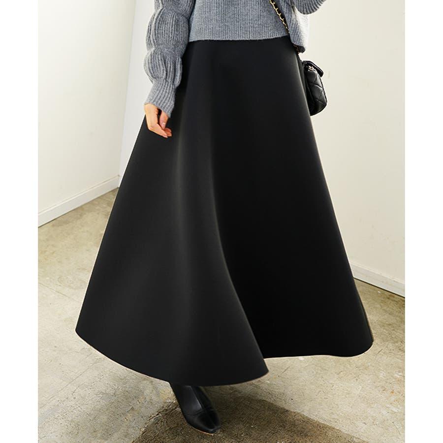 ボンディングスカート ダイバースカート フレアスカート 8