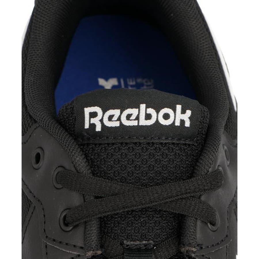 Reebok リーボック ROYAL RUN FINISH メンズスニーカー(ロイヤルランフィニッシュ) DV8774ブラック/ホワイト 7