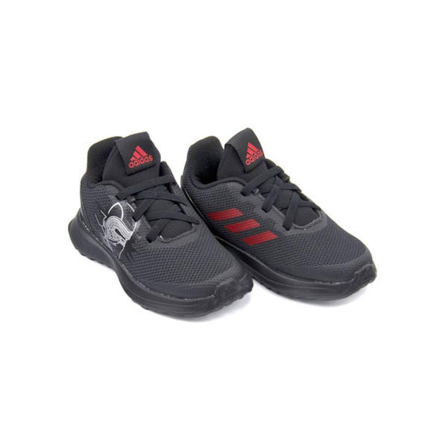 adidas アディダス STARWARS KYLO REN EL I ベビースニーカー(スターウォーズカイロレンELI)G27544 コアブラック/スカーレット/コアブラック 2