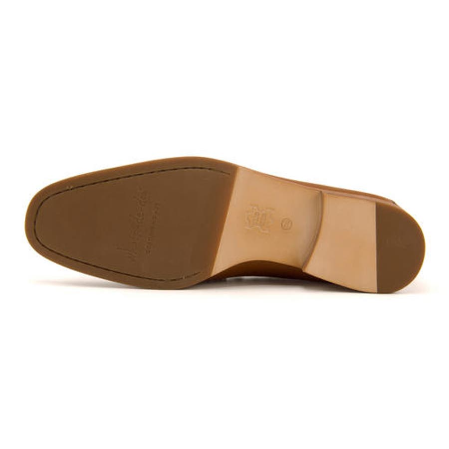 Whoop-de-doo(フープディドゥ) メンズ Uモカスリッポン 304764 キャメル | ビジネスシューズ メンズビジネスビジネス シューズ 靴 くつ ビジネス靴 仕事 ワークシューズ 紳士靴 紳士 おしゃれ ビジネスマン 男性 通勤メンズビジネスシューズ メンズシューズ ローカット 5