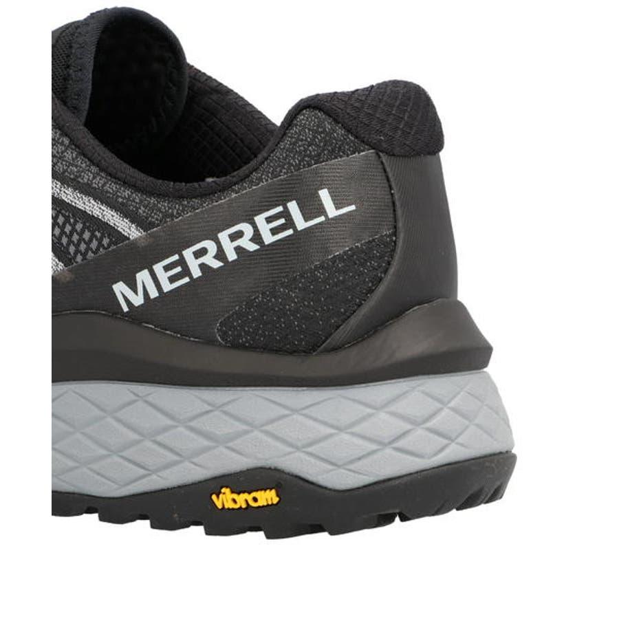 MERRELL メレル RUBATO メンズスニーカー(ルバート) J135241 ブラック 8