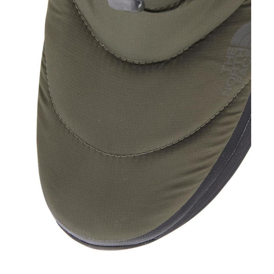 THE NORTH FACE ノースフェイス NUPTSE BOOTIE WP 6レディースブーツ【防水透湿/保温/滑りにくい】(ヌプシブーティーウォータープルーフ6) NF51873 NTニュートープ【レディース】 6