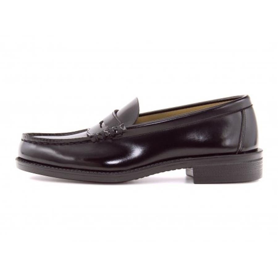 HARUTA (ハルタ) ローファー 6550ブラック 3E(24.0?27.5cm)|ビジネスシューズ メンズビジネス メンズビジネス シューズ 靴 くつ ビジネス靴 仕事 ワークシューズ 紳士靴 紳士 おしゃれ ビジネスマン 男性 通勤メンズビジネスシューズ メンズシューズ ローカットシューズ 4