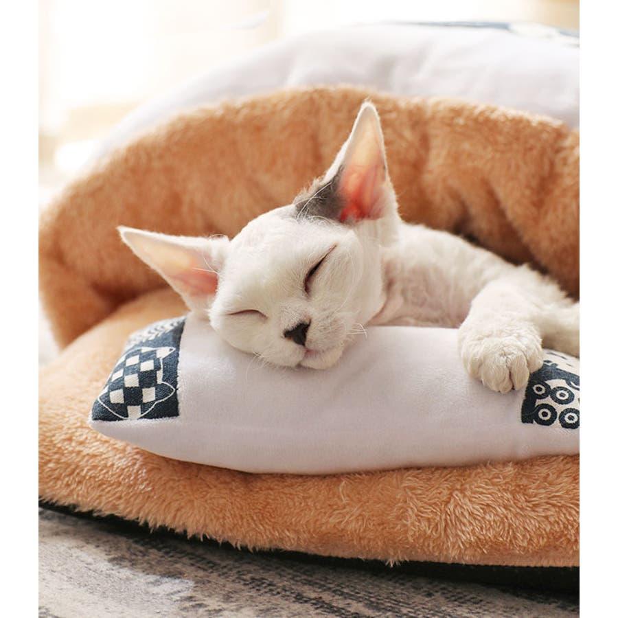 ペット用 寝袋 Mサイズ 7