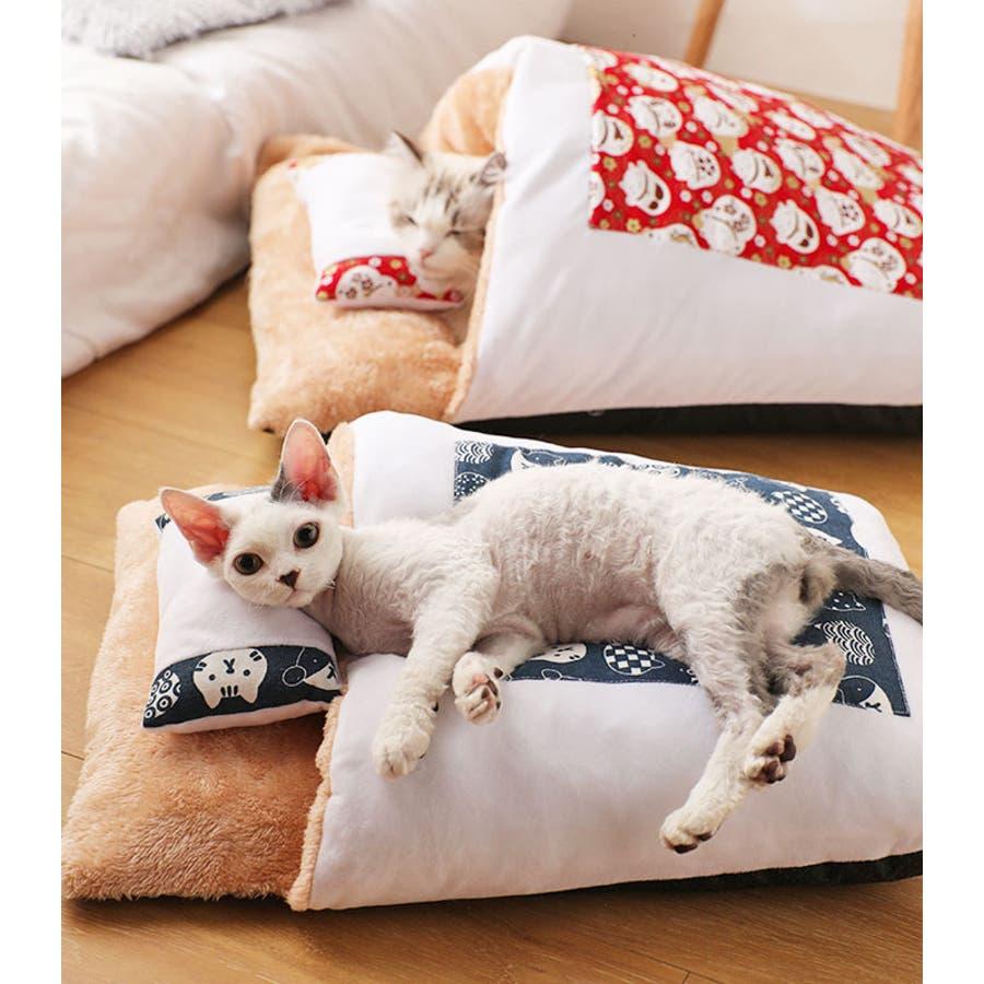 ペット用 寝袋 Mサイズ 8