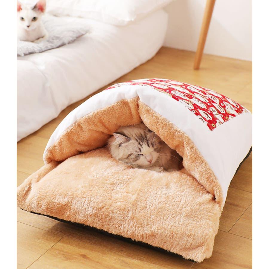 ペット用 寝袋 Sサイズ 6