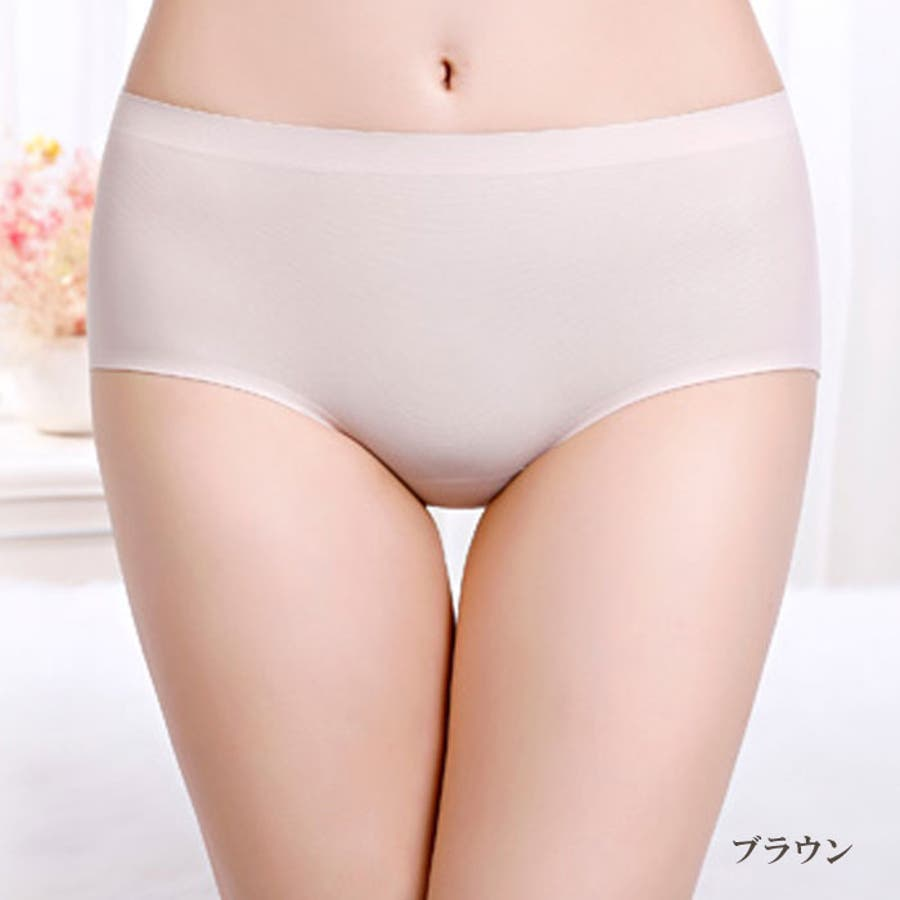 シームレスショーツ パンツ | 無縫製 レディース インナー シームレス ショーツ シームレスパンツ 縫い目無し パンティー 女性パンティーライン 響かない ひびかない 29