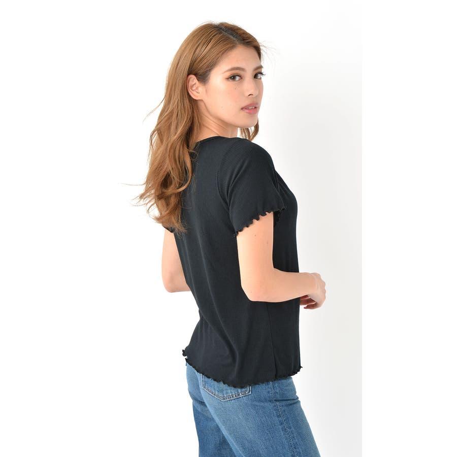 カップ付き リブ Tシャツ 半袖 綿 インナー レディース | ブラ ダンス ヨガ ヨガウェア ルームウェア ブラT さらさらナイトウェア ブラトップ ナイトブラ パッド付き 大きい サイズ 速乾 ストレッチ 伸縮性 通気性 締め付けない カットソー くつろぎ柔らか パジャマ 5