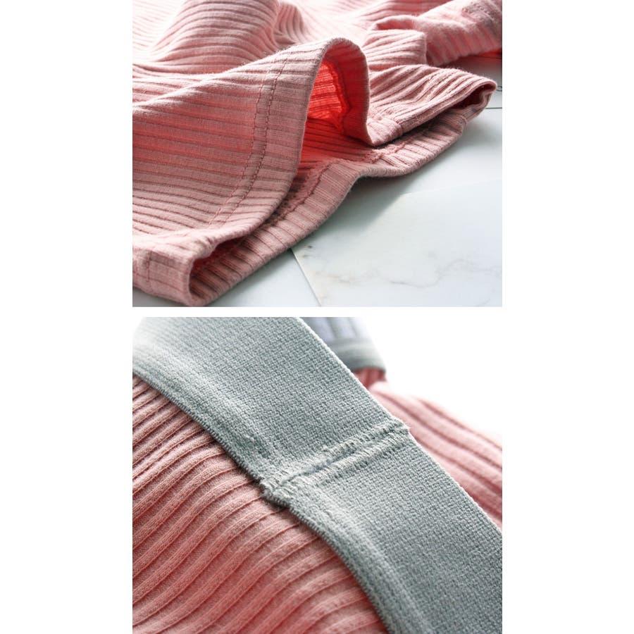 メンズ ボクサーパンツ | ミッドウエスト ストライプ 男性 綿 コットン 下着 インナー ボクサー パンツ インナー トランクスブリーフ 柄 派手 セクシー ローライズ 9