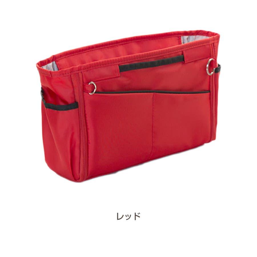 バッグインバッグ 2タイプ 3サイズ 3
