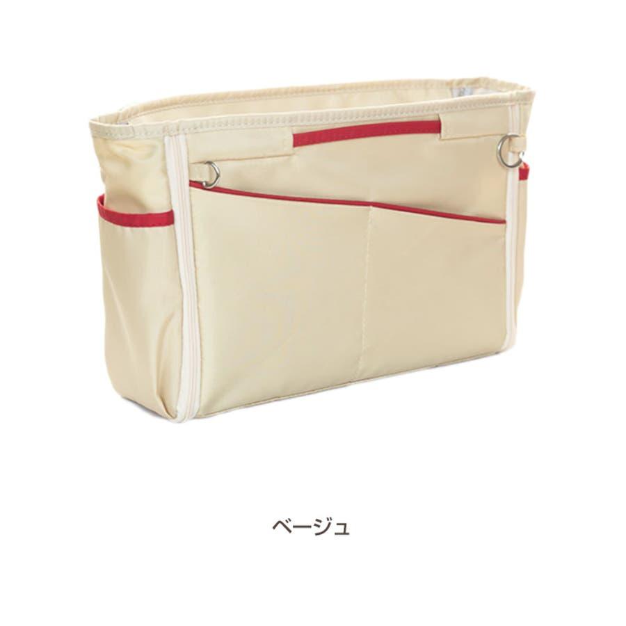 バッグインバッグ 2タイプ 3サイズ 4
