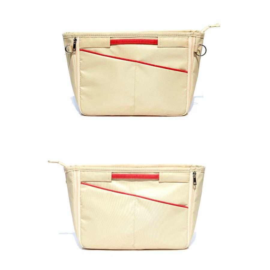 バッグインバッグ 2タイプ 3サイズ 6