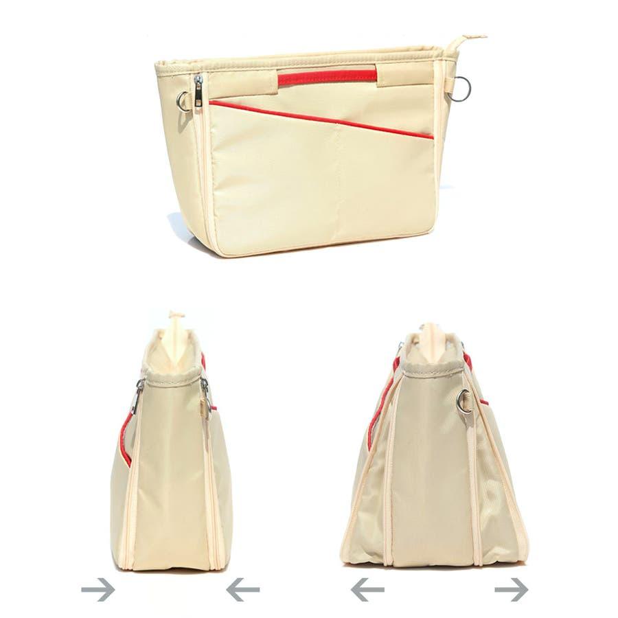 バッグインバッグ 2タイプ 3サイズ 7