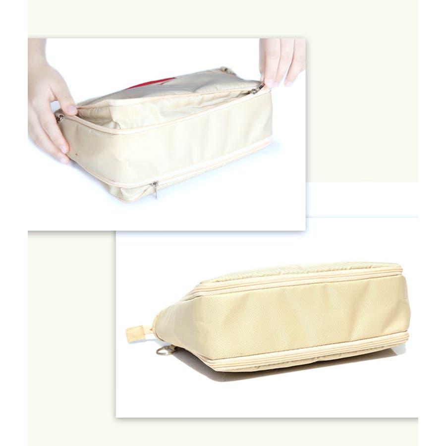 バッグインバッグ 2タイプ 3サイズ 8