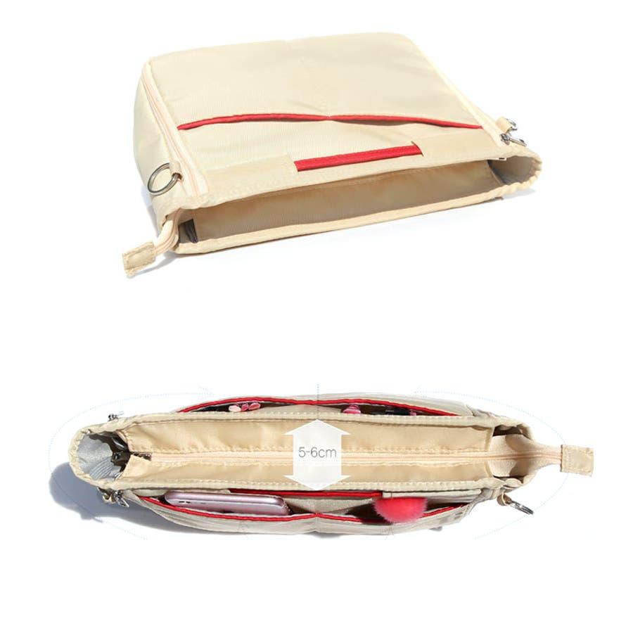 バッグインバッグ 2タイプ 3サイズ 9