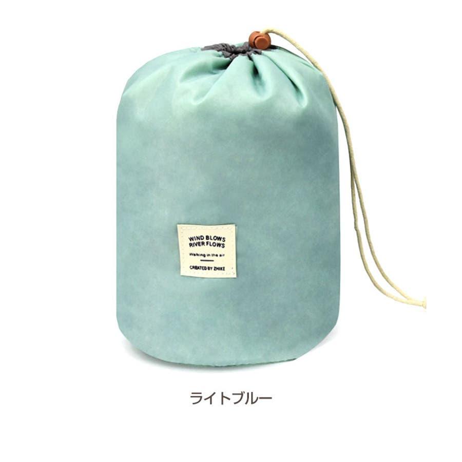 ミニポーチ 化粧ポーチ 17×23cm 3