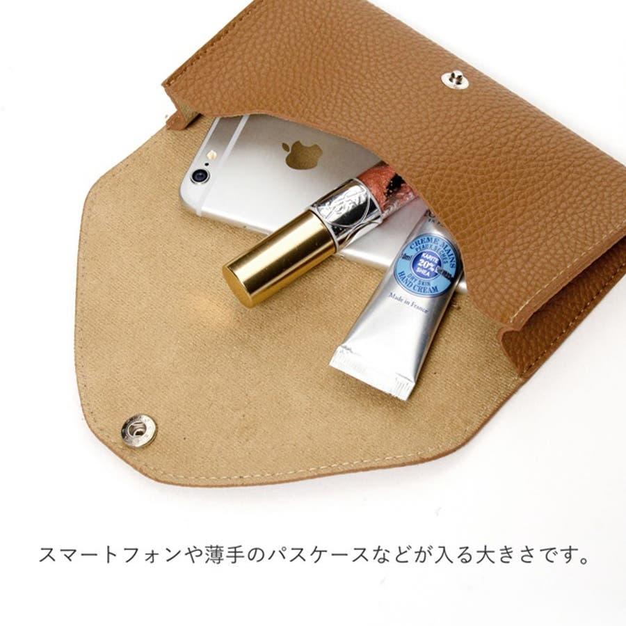 【LiSTA掲載商品】コーディネートに旬のアクセントを ワンボタンウエストポーチベルト バッグ/ポーチ 10