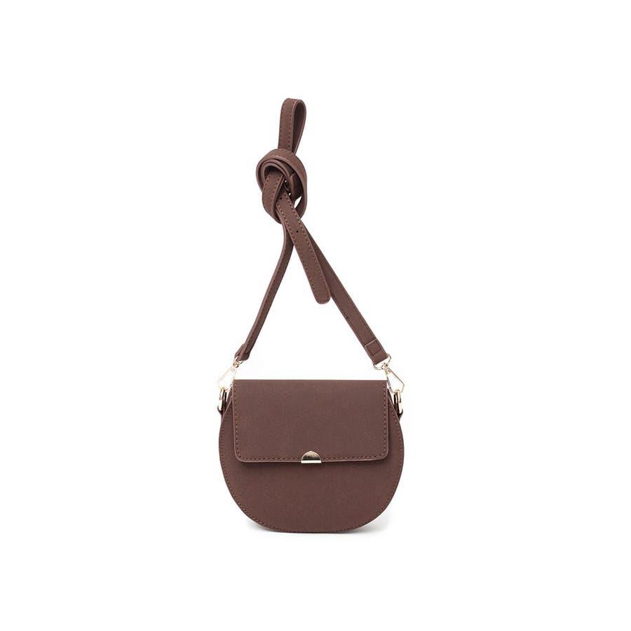 クラシカルなバッグで魅せる上品スタイル クラシカルハーフサークルショルダーバッグ バッグ/ショルダーバッグ 29