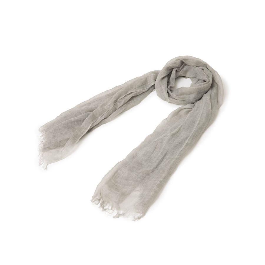 季節の変わり目の羽織りや夏の日焼け 冷房対策に サマーストール 23