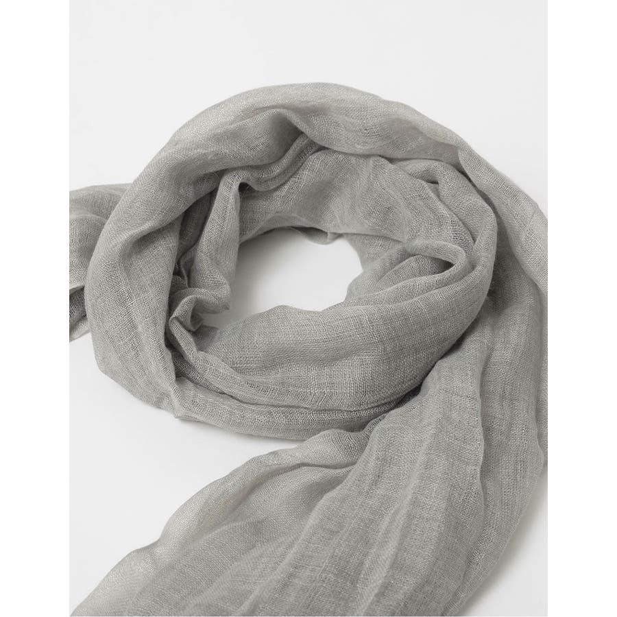 季節の変わり目の羽織りや夏の日焼け 冷房対策に サマーストール 5