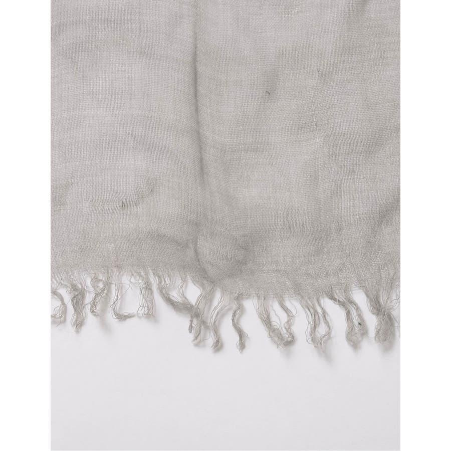 季節の変わり目の羽織りや夏の日焼け 冷房対策に サマーストール 6