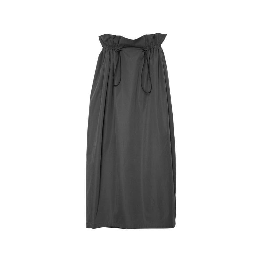 上品さとカジュアル感のバランスが嬉しい旬ボトム シャークスキンドロストタイトスカート スカート/スカート 21