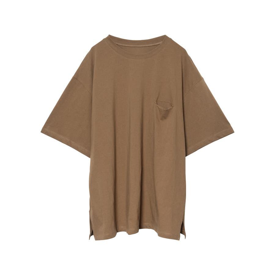 たっぷりの「余裕」が嬉しい大人のビッグTシャツ オーバーサイズ半袖カットソー 29