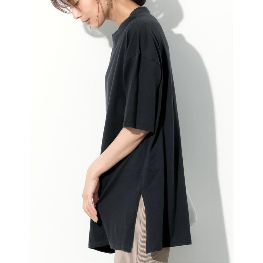 ありのままのラフさが魅力。たっぷりシルエットのオーバーサイズTシャツオーバーサイ… 6