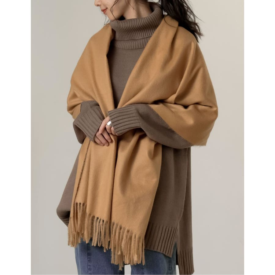 さらっと羽織るだけで、寒さを防ぎつつコーデをクラスアップ 6