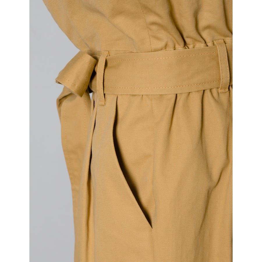 着こなしの主役アイテムにマストな最旬デザイン ハイライズウエストリボンワイドパンツ ボトムス/パンツ/ワイドパンツ・ガウチョパンツ 8