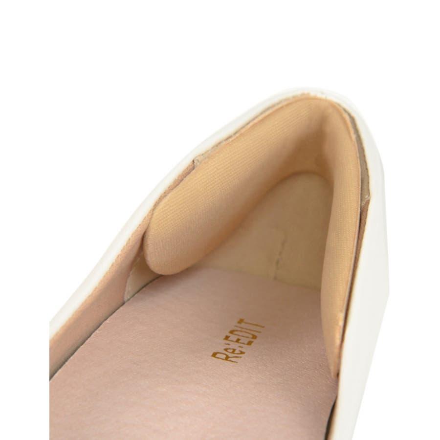 サイズ調整や靴擦れを防いでくれるクッション 足保護かかとクッションパッド グッズ 5