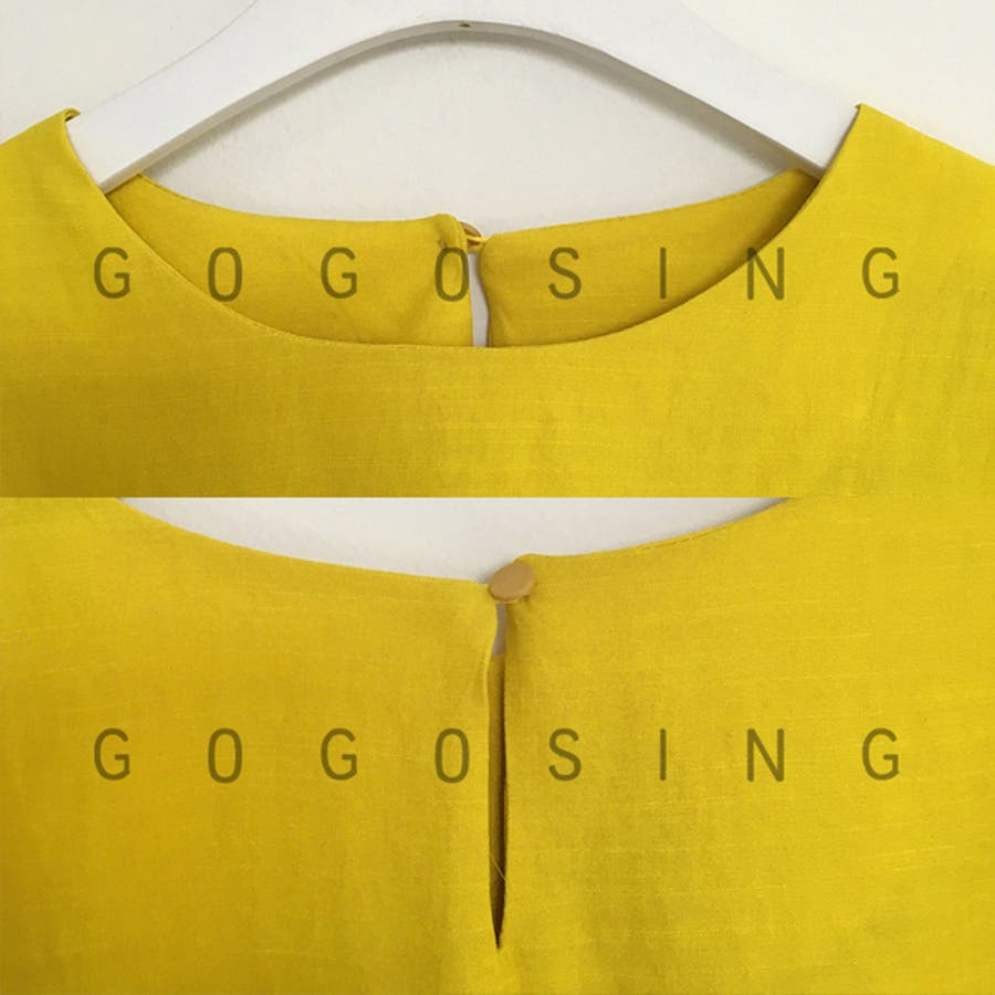 【GOGOSING】甘酸っぱいブラウス★レディースブラウス フォーマルブラウス 5分袖 リボンブラウス バルーンスリーブ 薄手レンドファッション 韓国 ファッション p000cqtm 9