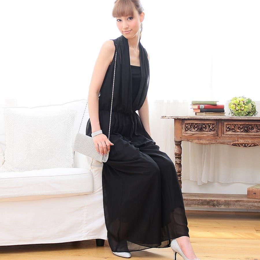 パーティードレス パンツドレス 結婚式 ドレス お呼ばれ 大きいサイズ パーティドレス パンツスタイル パンツ オールインワン