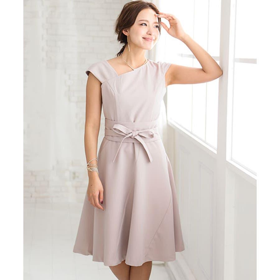 987da075c5feb パーティードレス 大きいサイズ 30代 20代 結婚式 ワンピース ドレス お呼ばれ パーティドレス 二次会
