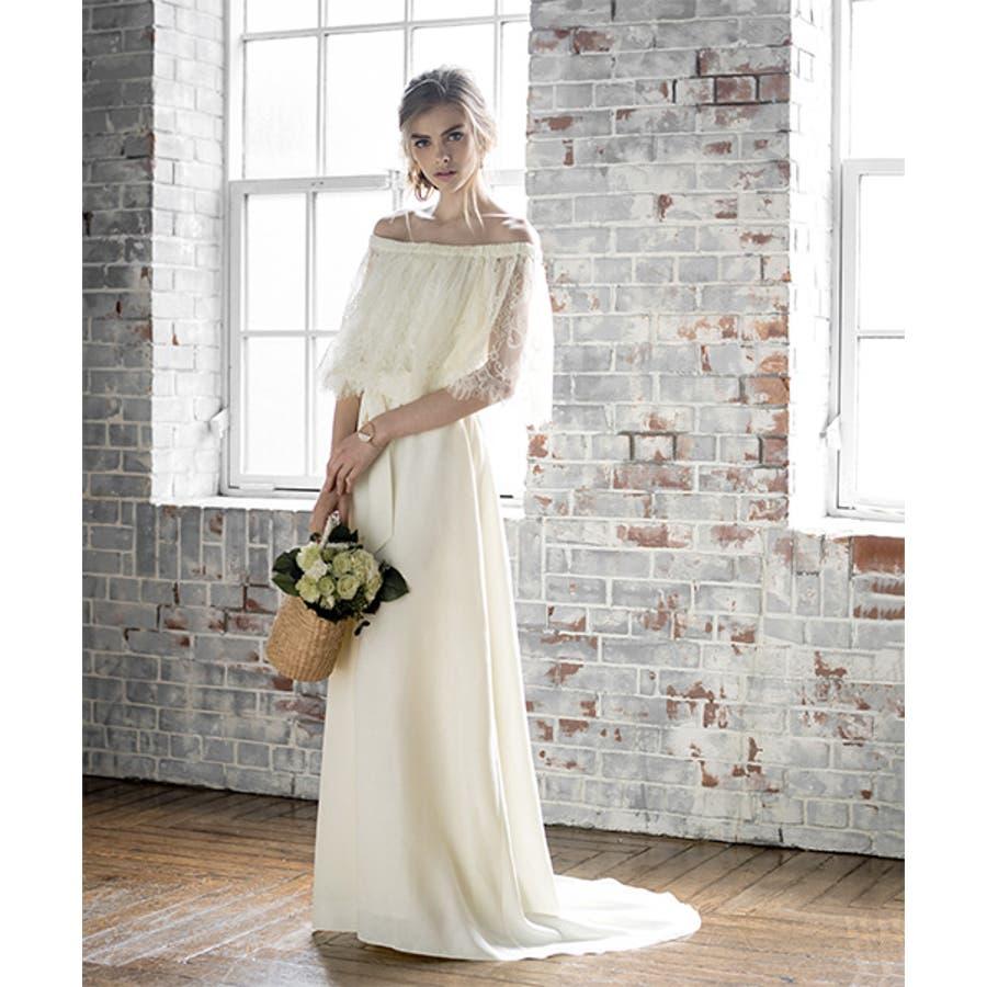 f313c16016a66 ウェディングドレス パーティードレス ドレス ワンピース 大きいサイズ ...