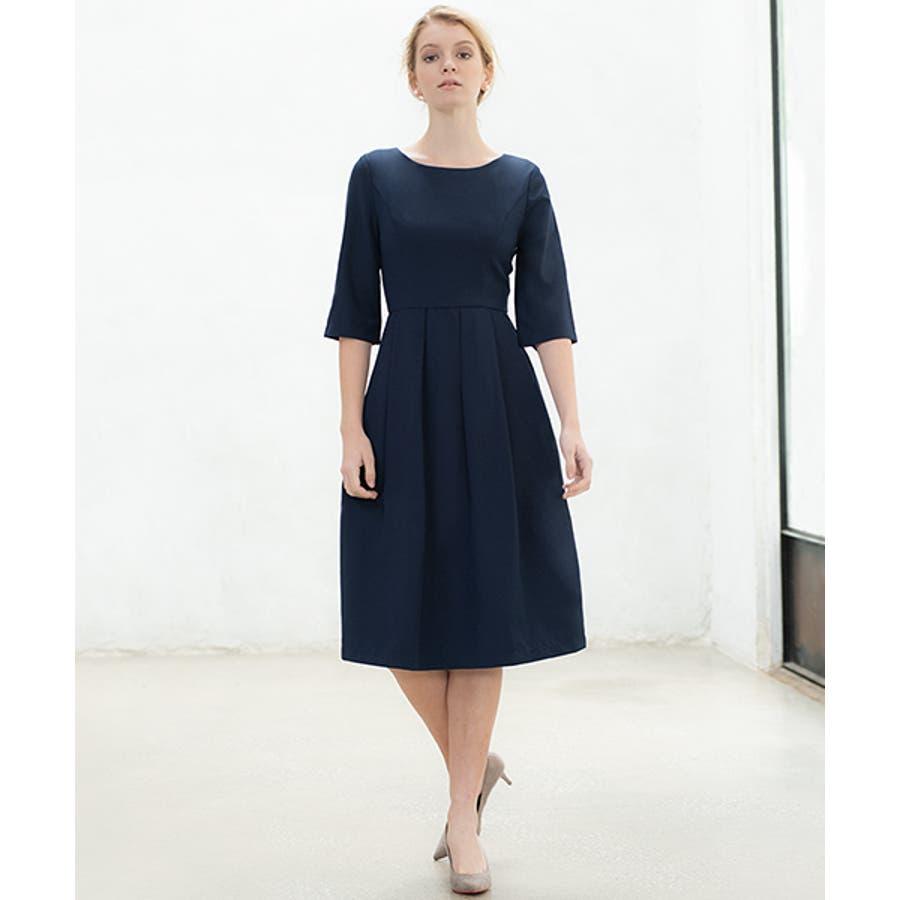 8926e4a93ad55 ドレス ワンピース パーティードレス 大きいサイズ お呼ばれ 他と被ら ...