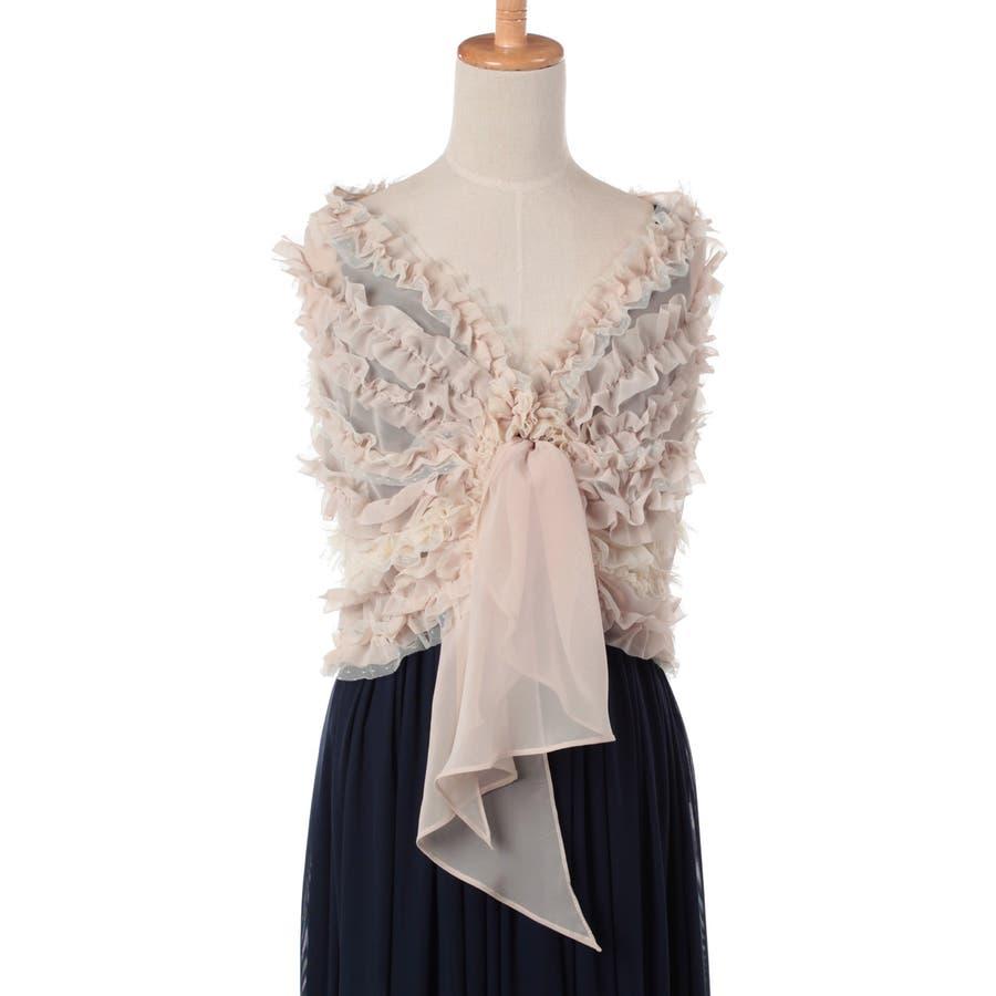a455afd6820cf ショール ストール 結婚式 パーティー お呼ばれ 羽織り 羽織物 フォーマル レディース 大判 レース 成人式 カーディガン
