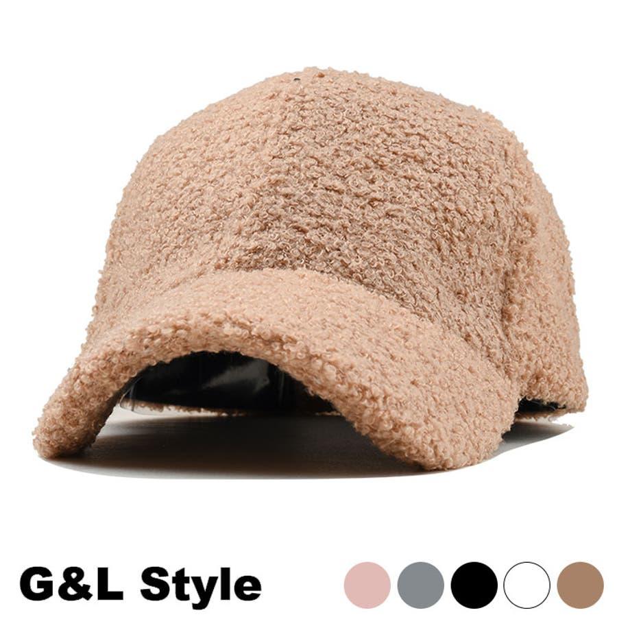 859bb2c4a2167 レディース 帽子 ハット キャップ キャスケット モコモコキャップ 冬 ...
