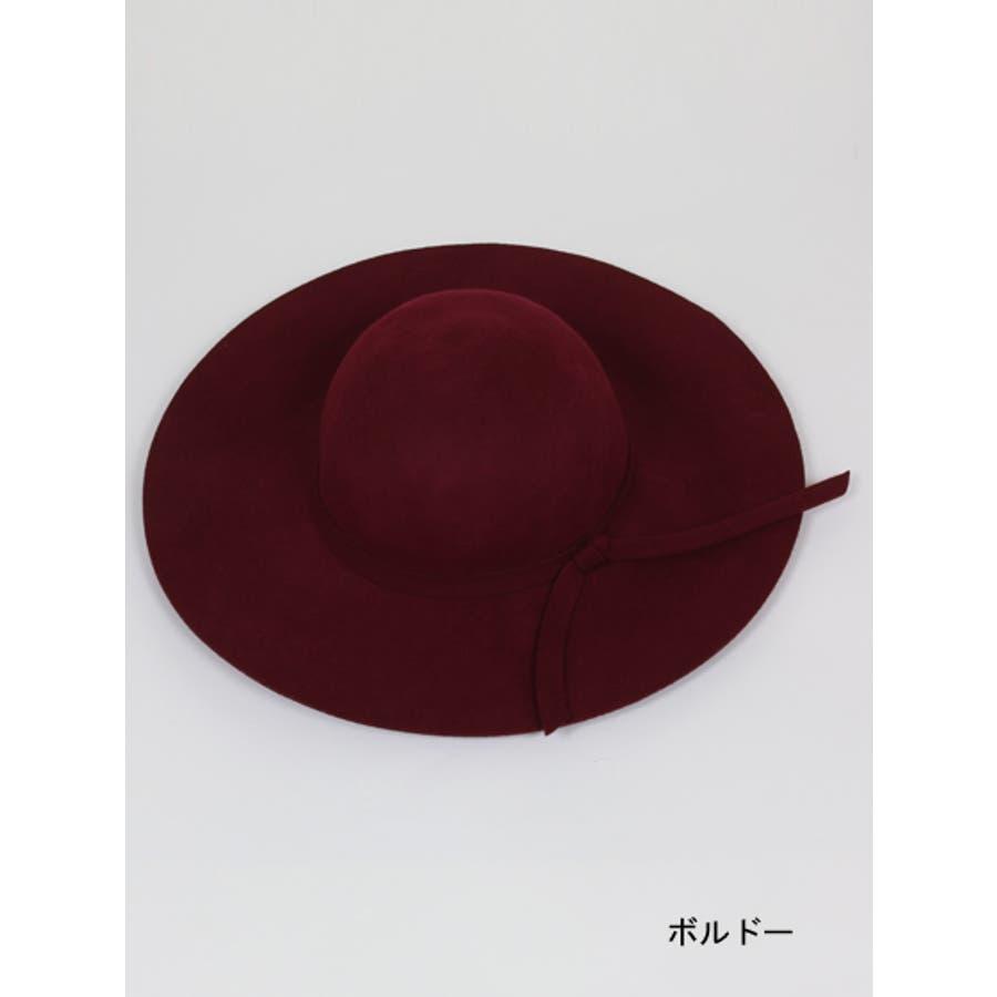 普通だけど素敵。 フェルト女優帽子 正当