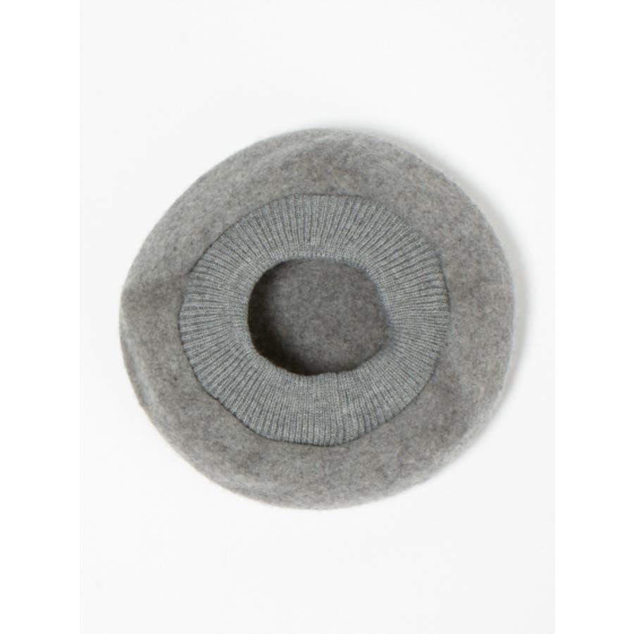 フェルトベレー帽 7