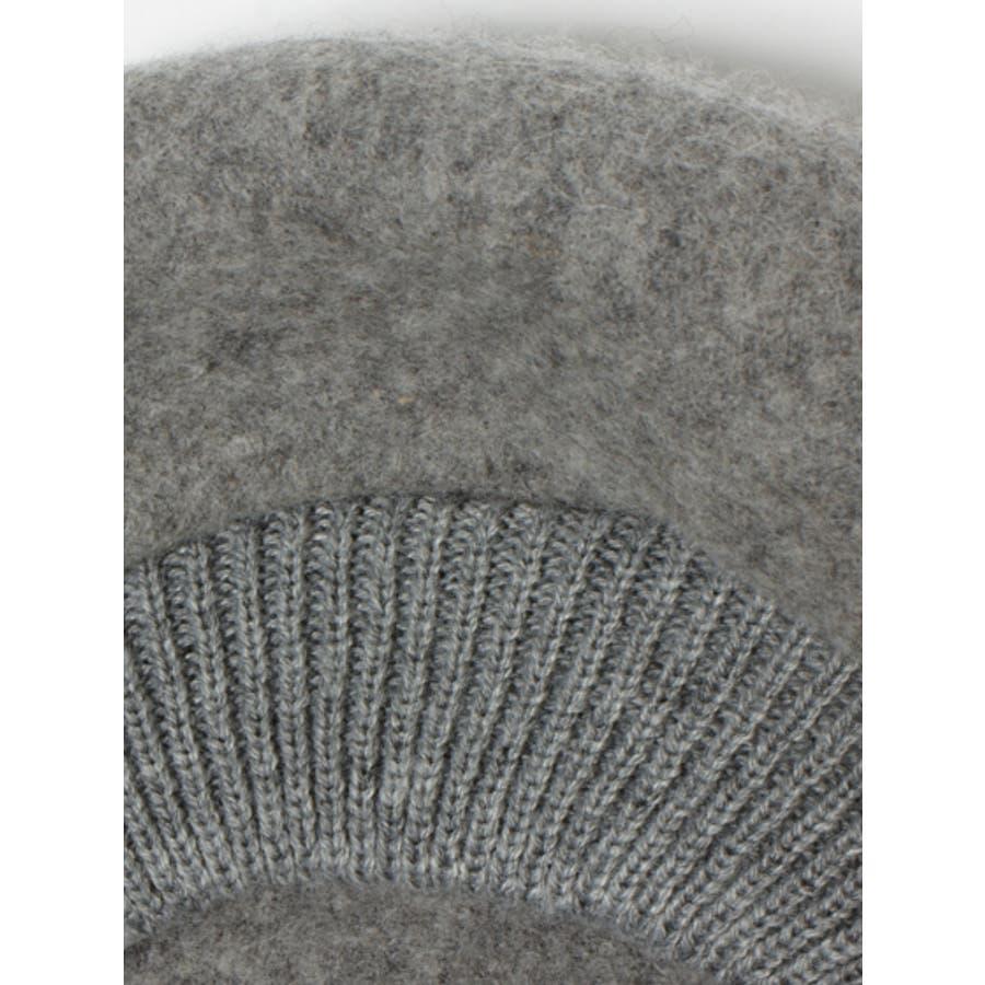 フェルトベレー帽 9