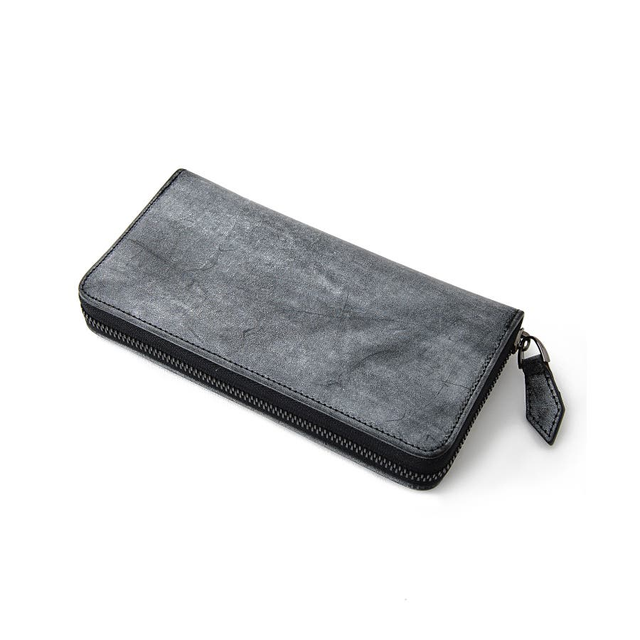 92c7c40700ae 本革 ブライドルレザー 長財布 財布 メンズ レディース 大容量 人気 薄い ...